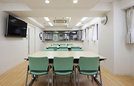入院患者様及び従業員食堂