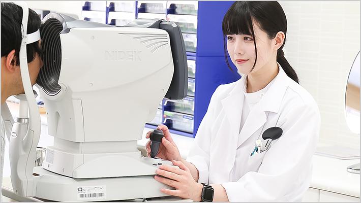 【OPD-Scan III】NIDEK社製