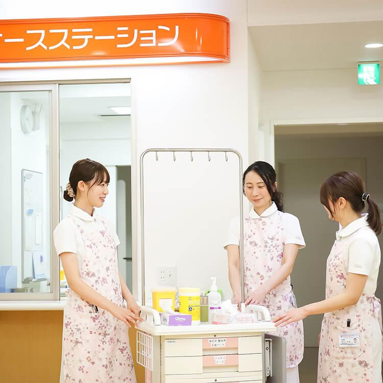 '最新の設備'と'信頼の技術'による安心治療