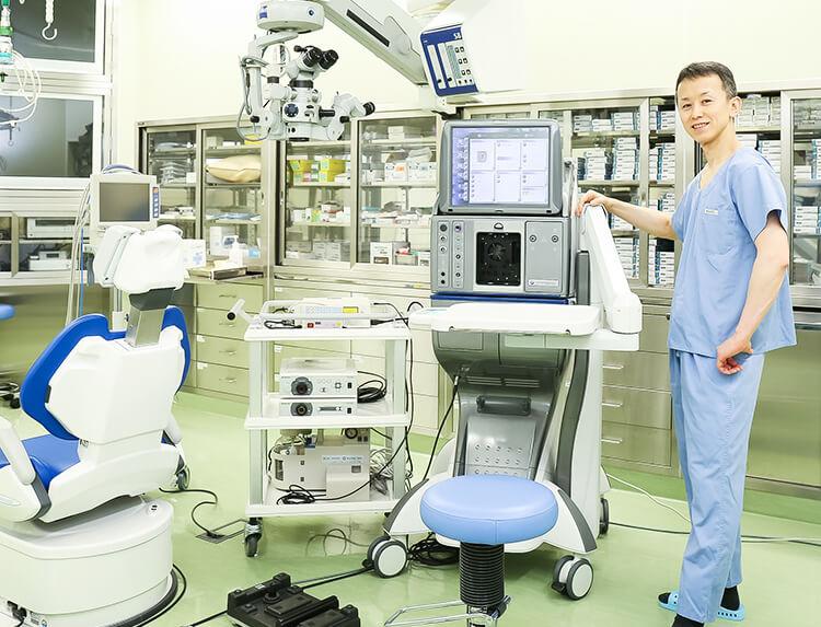 SURGERY手術