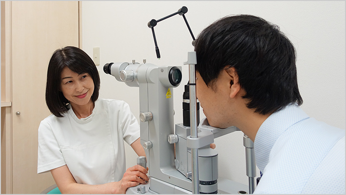 SECONDARY CATARACT後発白内障