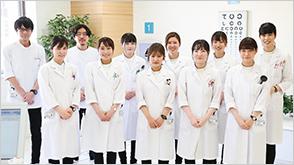 看護師・視能訓練士・医療事務